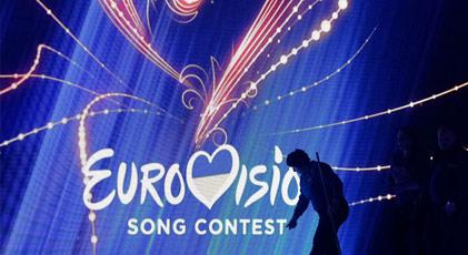 Eurovision bu yıl canlı