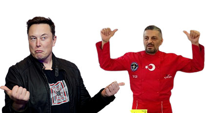 Elon Musk'a börekçi teklifi