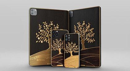 Z kuşağına altın iPad