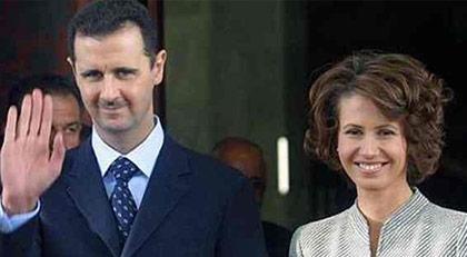 Beşar Esad ve eşi koronaya yakalandı