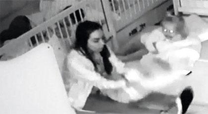 Anneye e-Devlet'te şiddet şoku