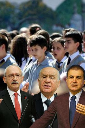 Andımız polemiği... Kılıçdaroğlu Bahçeli'ye 'Erdoğan' çağrısı yaptı, AKP'den sert tepki geldi