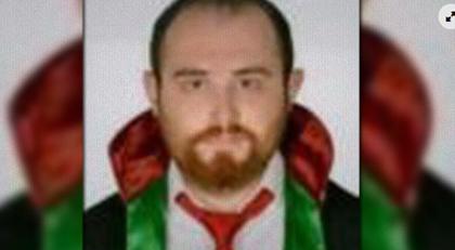 Hacze gelen avukat öldürüldü