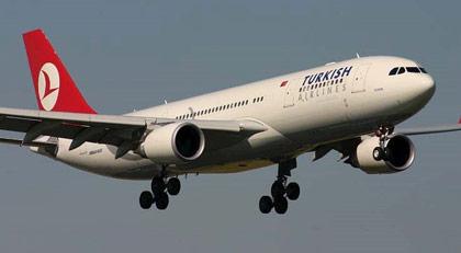 Bebek kalp krizi geçirdi uçak indi