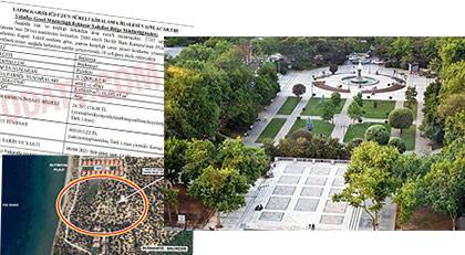 Gezi Parkı'na el koyan kurumun projelerine Odatv ulaştı