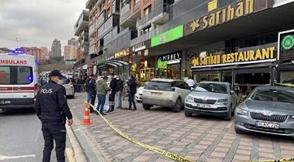 Sokakta silahlı çatışma: 2 ölüm