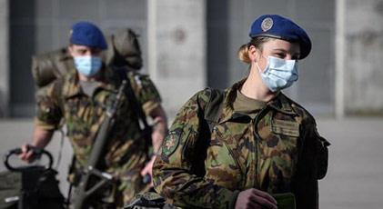İsviçre ordusunda çamaşır devrimi