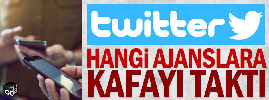 Twitter hangi ajanslara kafayı taktı