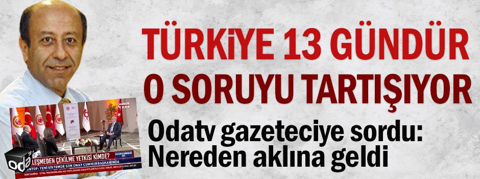 Türkiye 13 gündür o soruyu tartışıyor
