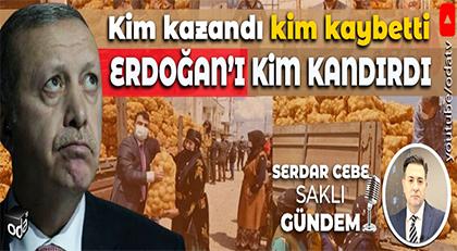 Erdoğan'ı Kim Kandırdı