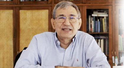 """""""Orhan Pamuk dumura uğratılan bilinçlerin içinden çıktı"""""""