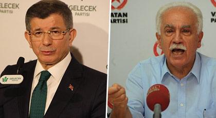 Perinçek'ten Davutoğlu'na teklif