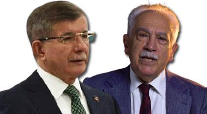 Perinçek'in davetine Davutoğlu'nun partisinden yanıt: Birlikte gelirseniz olur