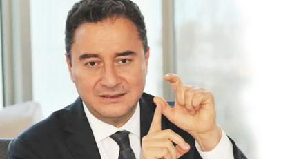 Ali Babacan erken seçim tarihini açıkladı
