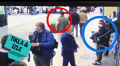 Otogarda patlayıcı ile yakalanmıştı: Kıyafet oyunu