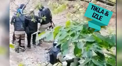 İkizdere'de sabah gözaltıları