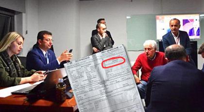 İBB Medya İlişkileri Koordinatörü belge gösterip isyan etti: Neden bu aldatmaca