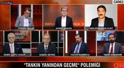 CNN Türk'teki kavganın perde arkası