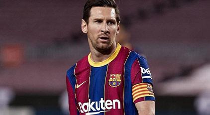 Messi'ye soruşturma açıldı
