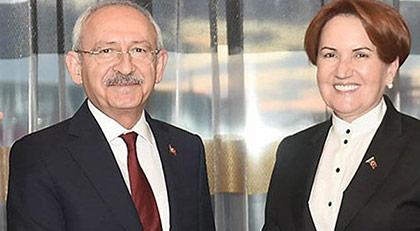 """Siyasette """"challenge"""" rüzgarı... Kılıçdaroğlu, Akşener'i etiketleyip bunu sordu"""