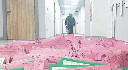 AKP'li Belediye milleti icralık etti