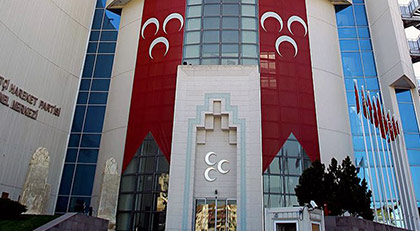 MHP iki partiyi sildi: Bayram da bile selam yok