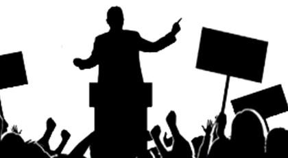 Bugün seçim olsaydı partiler hangi sloganları atardı