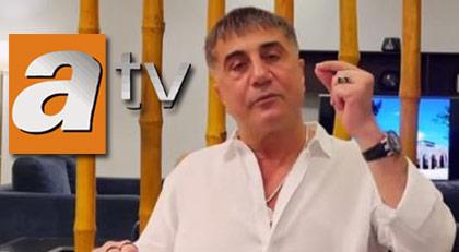 ATV'den Sedat Peker kararı