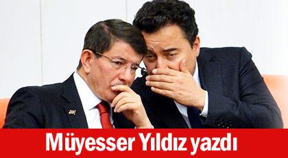 Kandil'le Davutoğlu ve Babacan arasında telefon hattı mı var
