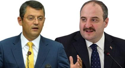CHP'li Özel'den Bakan Varank'a sürpriz telefon