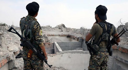 PKK 8 protestocuyu öldürdü