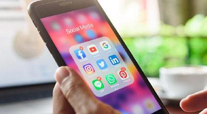 Sosyal medya iletişim uygulamaları  şikayetleri yüzde 560 arttı