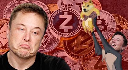 Kripto günlüğü...  Musk'tan şifreli mesaj mı