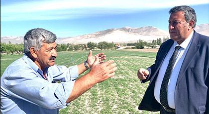 Çiftçi isyan etti: 8 saat sulamaya 800 lira fatura