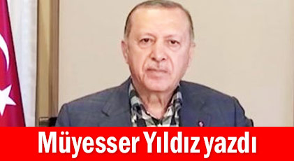 """Erdoğan kime """"bana her şeyimizi sattırdınız"""" dedi"""