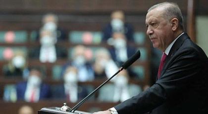 Erdoğan'dan bir cümlede 2 polemik