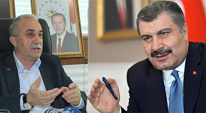 AKP'li vekil Bakan'a çağrı yaptı, o müdür gitti