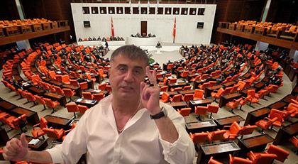 Sedat Peker iddia etti, Meclis'teki belge raftan indi