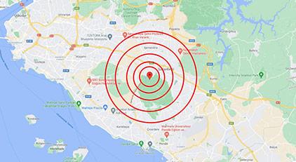 İstanbul'da da hissedilen deprem