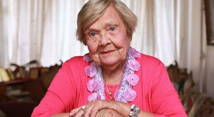 Ünlü sümerolog Muazzez İlmiye Çığ 107 yaşını kutluyor