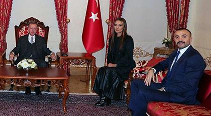 Demet Akalın'dan Erdoğan'a olay gönderme