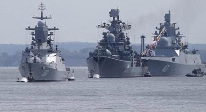 Karadeniz'de savaş gerginliği