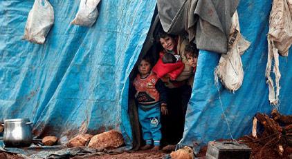 Milyonlarca insan açlığa terk ediliyor