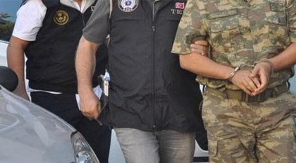 TSK operasyonunda 58 tutuklama
