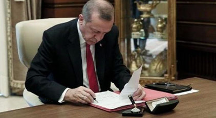 Erdoğan'ın imzaladığı Katar anlaşması