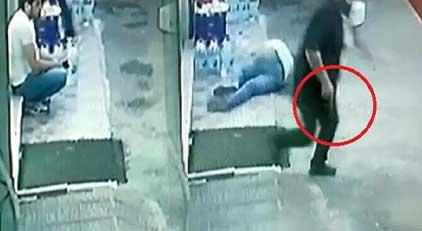 Kripto para cinayetinden aranıyordu: Kaçmak üzereyken yakalandı