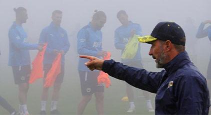 Fenerbahçe'de dikkat çeken karar