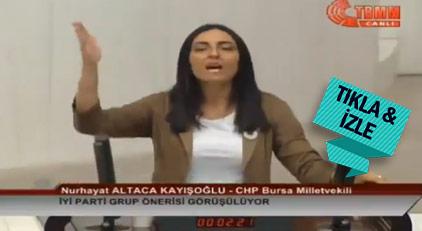 RTÜK'ün Grup Yorum cezasına Meclis'te Dadaloğlu ile yanıt