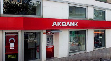 Akbank'tan çalındı iddialarına yanıt