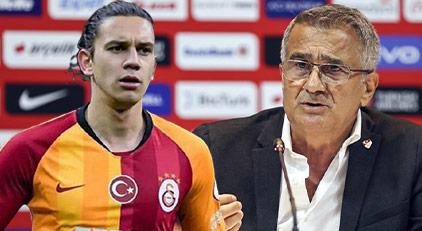 Galatasaray'dan Şenol Güneş'e sert yanıt